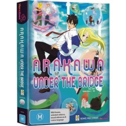 Arakawa Under the Bridge DVD Box Set