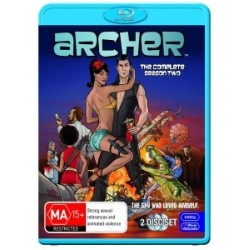 Archer Season 2 Blu-ray Collection