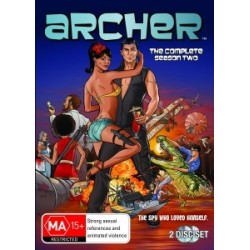 Archer Season 2 DVD