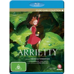 Arrietty Special Edition Blu-ray