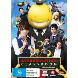 Assassination Classroom Live...