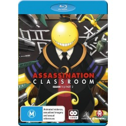 Assassination Classroom Season 1...