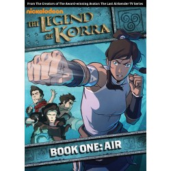 Avatar Legend of Korra Book 1 Air...