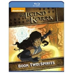 Avatar Legend of Korra Book 2...