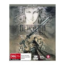 Berserk Blu-ray Complete Series