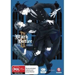 Black Butler II Season 2 + OVA...