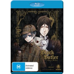 Black Butler OVA Blu-ray Book of...