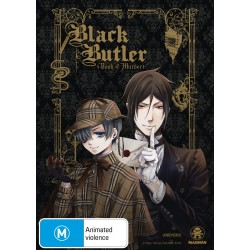Black Butler OVA DVD Book of Murder