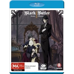 Black Butler Season 1 Collection...
