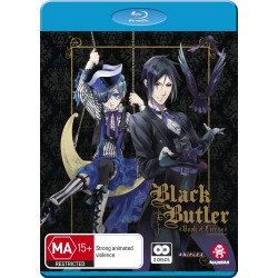 Black Butler Season 3 Blu-ray...