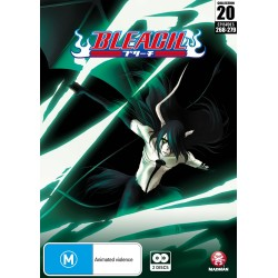 Bleach Collection 20 DVD Eps 268-279