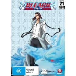 Bleach Collection 21 DVD Eps 280-291