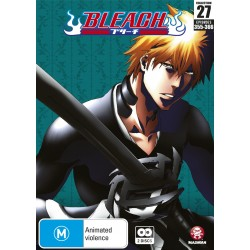 Bleach Collection 27 Eps 355-366 End