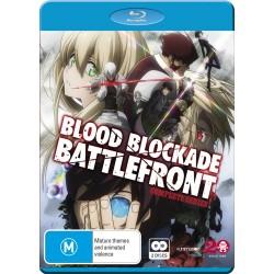 Blood Blockade Battlefront...