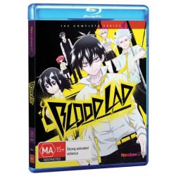 Blood Lad Blu-ray Complete Series