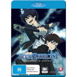 Blue Exorcist Blu-ray Complete...