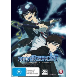 Blue Exorcist DVD Complete Series