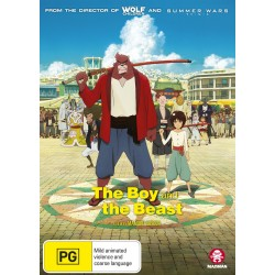 Boy & the Beast DVD Collectors...