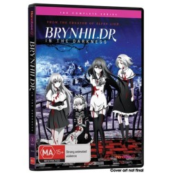 Brynhildr in the Darkness DVD...