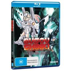 Busou Shinki Blu-ray (Subtitled...