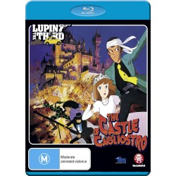 Castle of Cagliostro Blu-ray