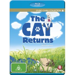 Cat Returns Blu-ray