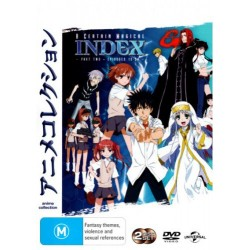 Certain Magical Index Season 1...