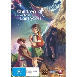 Children Who Chase Lost Voices DVD