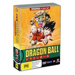 Dragon Ball Part 2 Collection