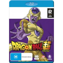 Dragon Ball Super Part 2 Blu-ray...