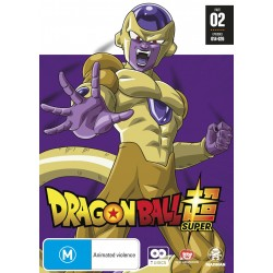 Dragon Ball Super Part 2 DVD (Eps...