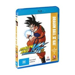Dragon Ball Z Kai Collection 1...