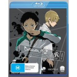 Durarara!! Season 2 Part 1 Blu-ray