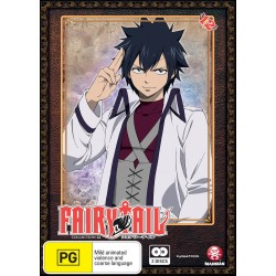 Fairy Tail Collection 12 DVD Eps...