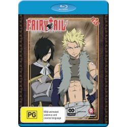 Fairy Tail Collection 13 Blu-ray...