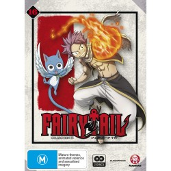 Fairy Tail Collection 16 DVD Eps...