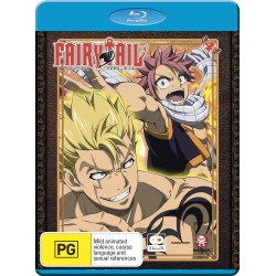 Fairy Tail Collection 4 Blu-ray