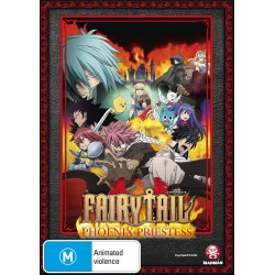 Fairy Tail the Movie Phoenix...