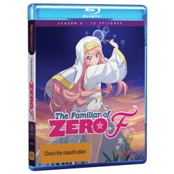 Familiar of Zero Season 4 Blu-ray