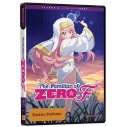 Familiar of Zero Season 4 DVD