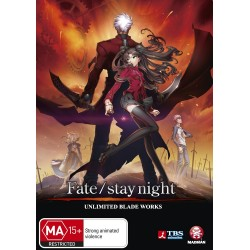 Fate/stay Night Unlimited Blade...