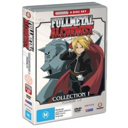 Fullmetal Alchemist Collection 1