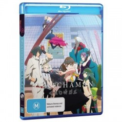 Gatchaman Crowds Season 1 Blu-ray