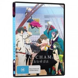 Gatchaman Crowds Season 1 DVD