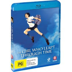 Girl Who Leapt Through Time Blu-Ray