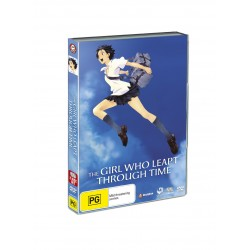 Girl Who Leapt Through Time DVD