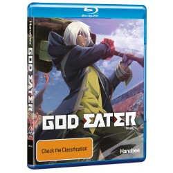God Eater Part 2 Blu-ray