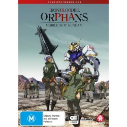Gundam Iron-Blooded Orphans...