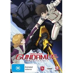 Gundam Unicorn V05