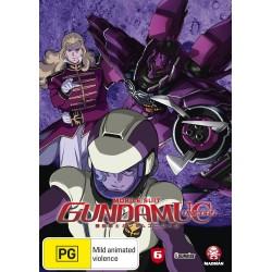 Gundam Unicorn V06 DVD